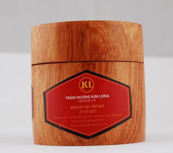 Nhang nụ hộp gỗ