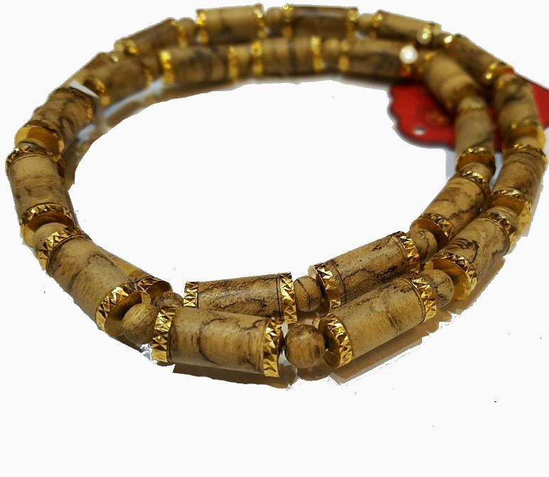 Vòng cổ bọc vàng DQ14