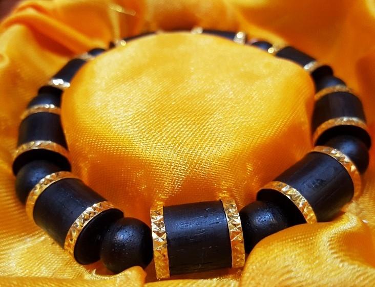 Vòng tay bọc vàng NIDC7