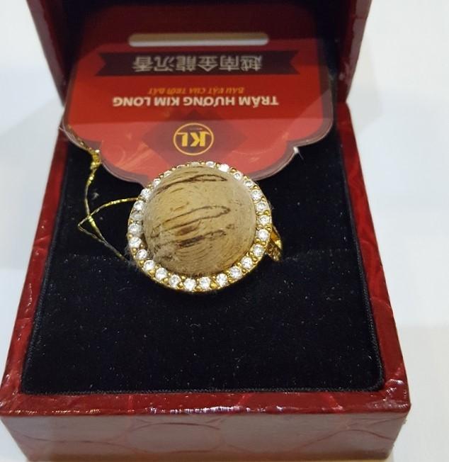 Nhẫn bọc vàng C15