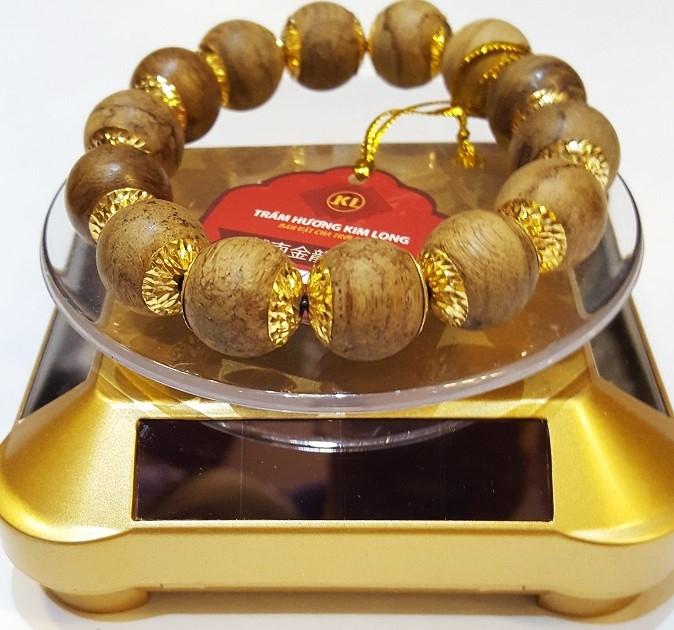 Vòng tay Việt Nam bọc vàng( VTVNBVC22)