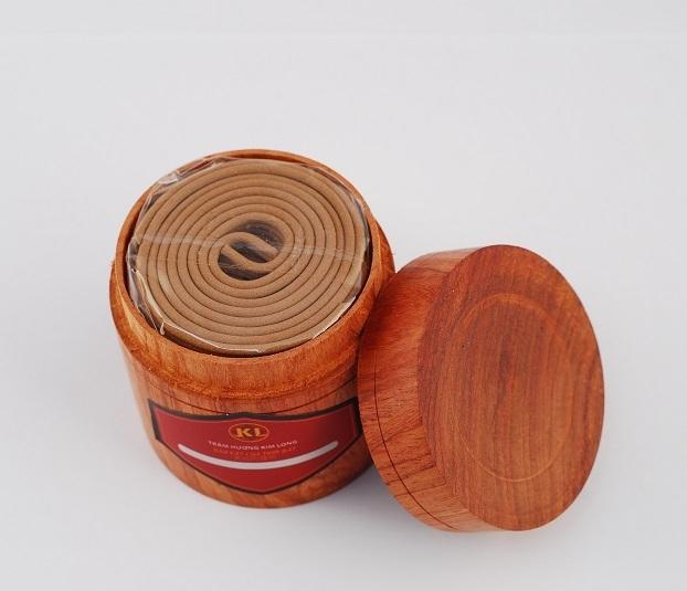 Nhang vòng gỗ loại to